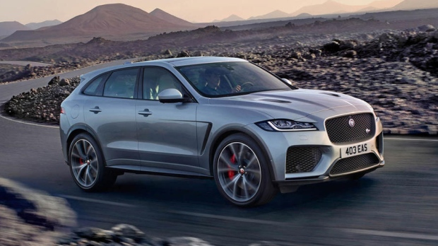 Jaguar To Deliver Nine New Models Ctv News Autos