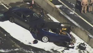 CTV News Channel: Vehicle was in autopilot mode