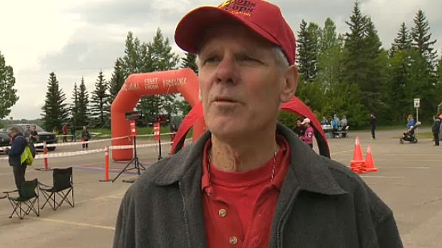 Calgary Man Who Became Advocate For Support For Military