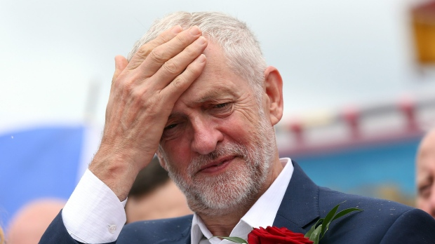 Jeremy Corbyn Deletes Personal Facebook Page Amid Anti-Semitism Row