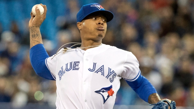 c328edc5c06 Stroman bemoans lack of veterans on youth-oriented Blue Jays squad ...