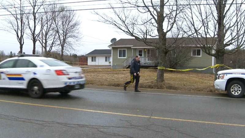 A man and woman are facing charges in connection with a suspicious death in Millbrook First Nation on Monday.