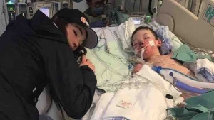 A four-year-old British Columbia boy is fighting for his life, just days after coming down with what appeared to be a flu that developed into a rare and potentially deadly blood infection. (Evan Shishakly/Facbeook)