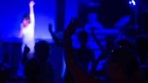 A concert is shown in this file photo. (Pexels)