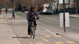 CTV Montreal: New cycling fines
