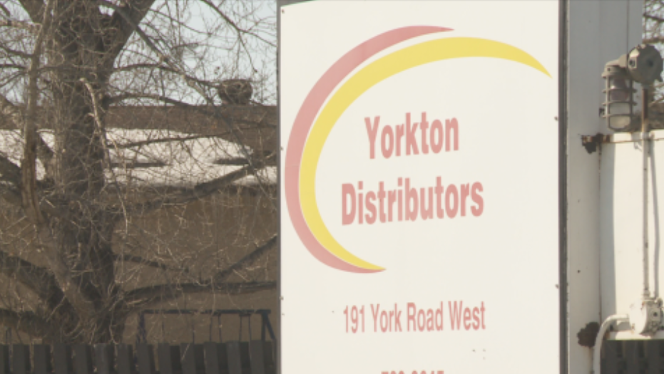 American company Farmers Business Network has bought local business Yorkton Distributors.