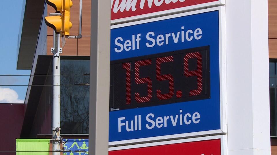 Metro Vancouver gas prices