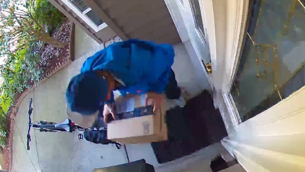 richmond mail package theft