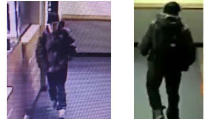 Windsor police are looking to identify a suspect after an alleged indecent act. (Courtesy Windsor police)