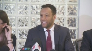 Balarama Holness was a municipal candidate in the 2017 Montreal election