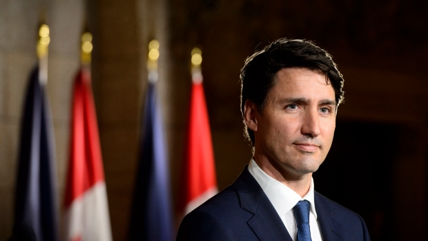 Trudeau in Alberta to visit Fort McMurray oilsands facility
