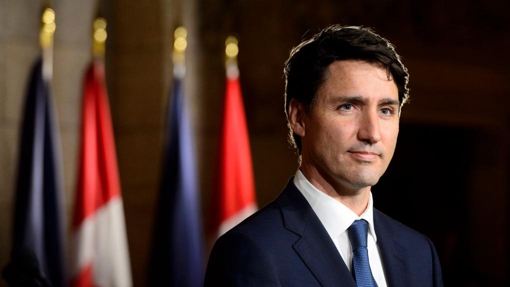 Justin Trudeau NATO