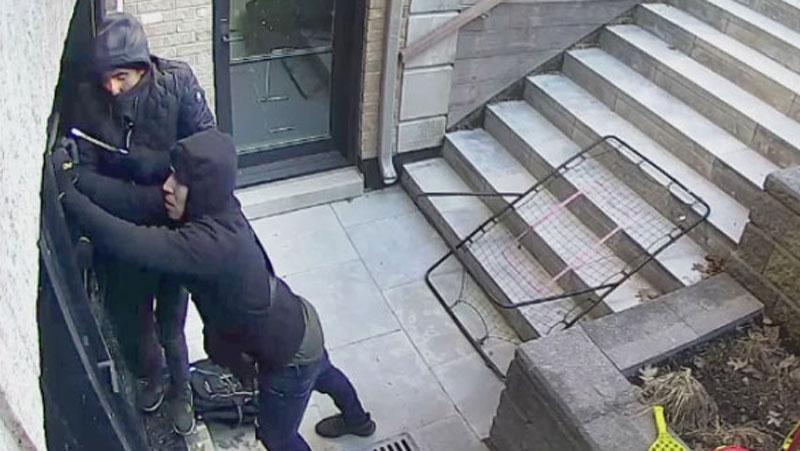Halton security footage