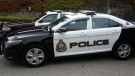 West Vancouver Police Department cruisers are shown in an undated image.