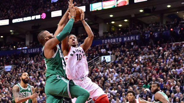 Raptors cruise past Pacers, clinch top seed in East