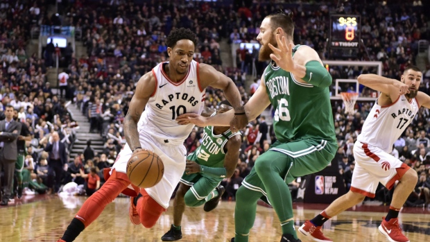 Raptors Win 57th, Clinch Top Seed out East