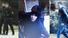 Halton break-in suspects