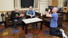 Kevin Newman interviews Tommy Chong