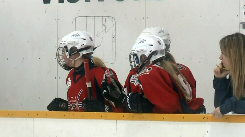 hockey sask