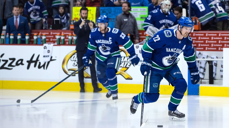 840295364 Sedins  swansong  Canucks fans pack Rogers Arena for twins  last ...