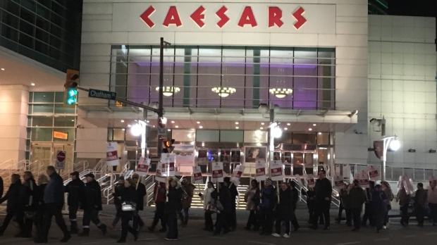 Caesars Windsor Shows