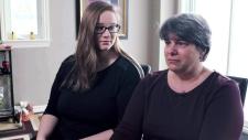 Plaintiff Lisa Yull and her daughter