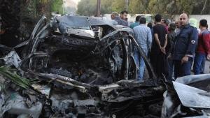 Damascus violence