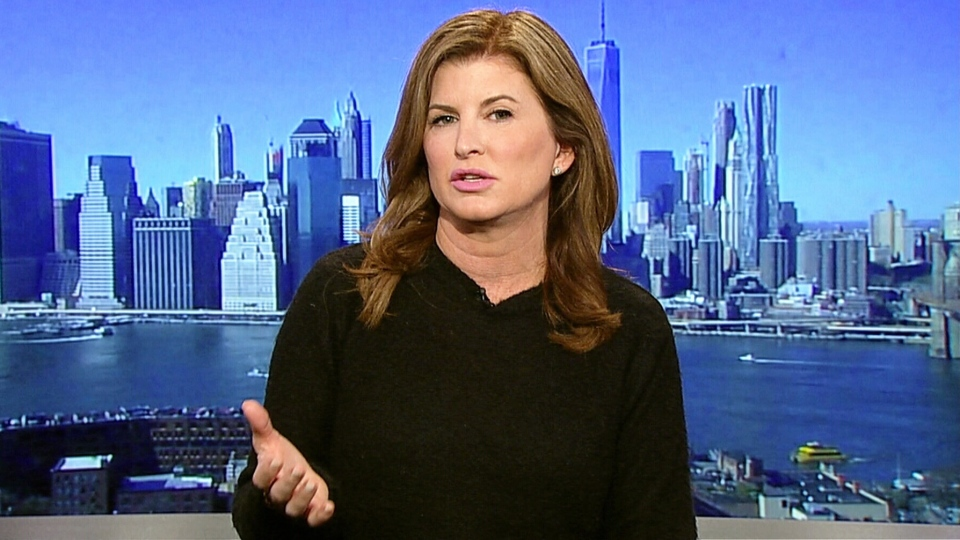 Rona Ambrose on CTV's Question Period.