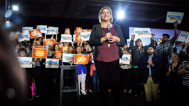 How Andrea Horwath could win the Ontario election