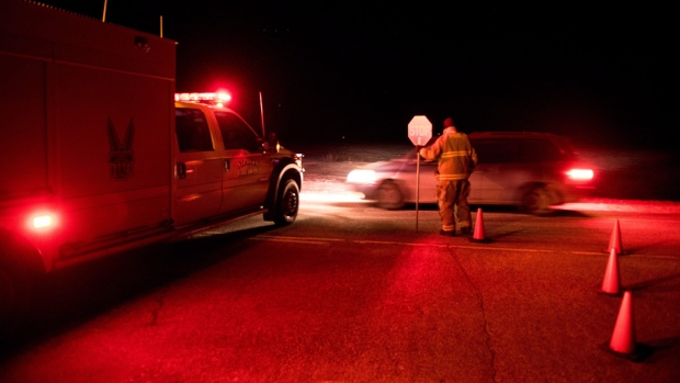 14 dead after Canadian junior hockey team bus crash