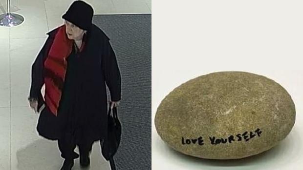 Yoko Ono Love Yourself rock