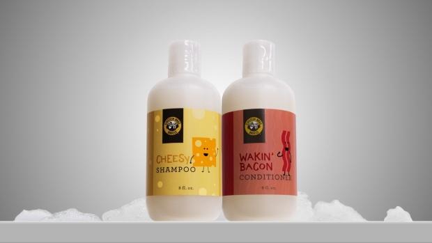 Cheesy Shampoo