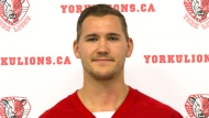 Mark Cross is pictured in this photo released by York University. (Handout)
