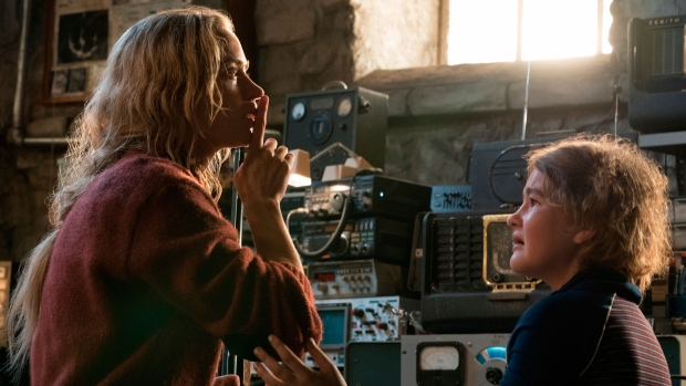A Quiet Place is officially getting a sequel