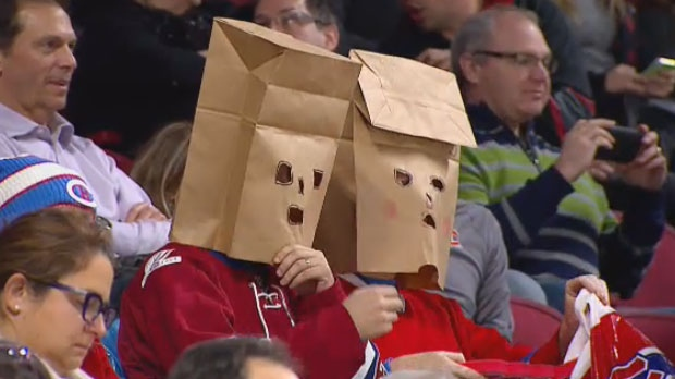 Habs lost season