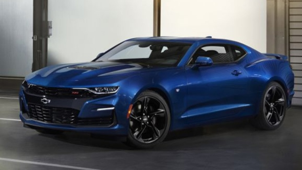 Chevy Reveals Radical New Face For 2019 Camaro Ctv News