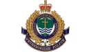 The Peterborough Police logo is pictured in this file image.