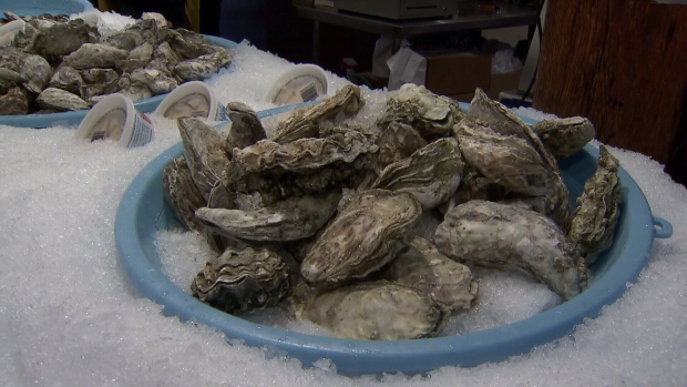 Possible Norovirus Outbreak at BC Oyster Farms