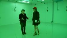 Founder Renee Elisson in Bloom Room.