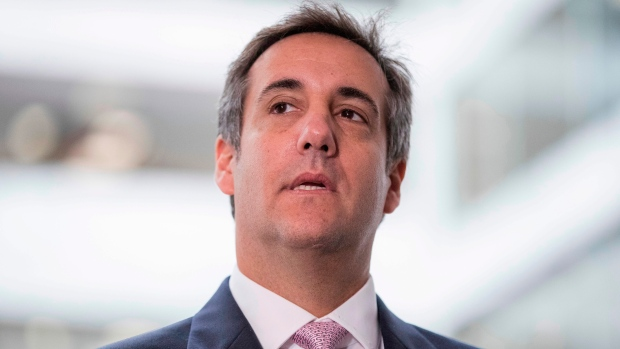 Trump says Michael Cohen is 'not my lawyer anymore'