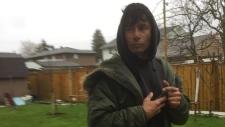 surrey breakin suspect Anthony Trevelyan