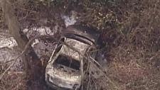Deadly single-vehicle crash in Dunbar