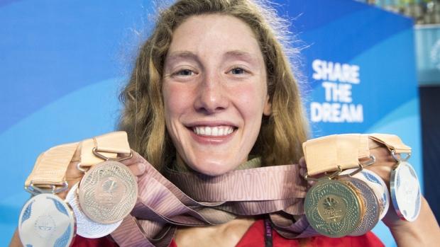 GC2018: Eileen wins gold for Fiji