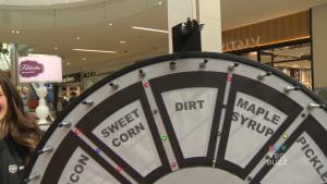 wheel of weird drinks