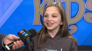 Myers Amazing Kid: Angelina Polegato