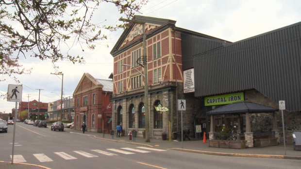 Capital Iron building sold in 7-acre Victoria land deal