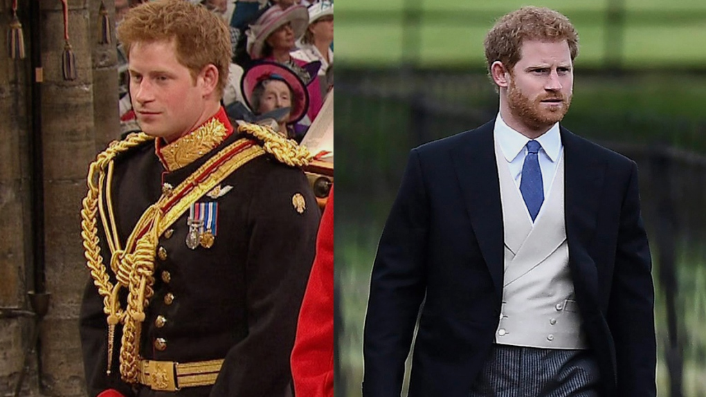 What Will Prince Harry Wear To The Royal Wedding Ctv News