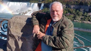 Bruce McArthur is shown in a Facebook photo. (THE CANADIAN PRESS/HO-Facebook)