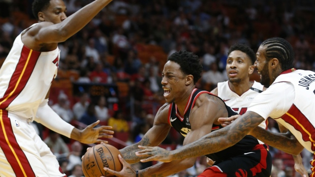 Raptors betting preview: Toronto in Miami for Wednesday night
