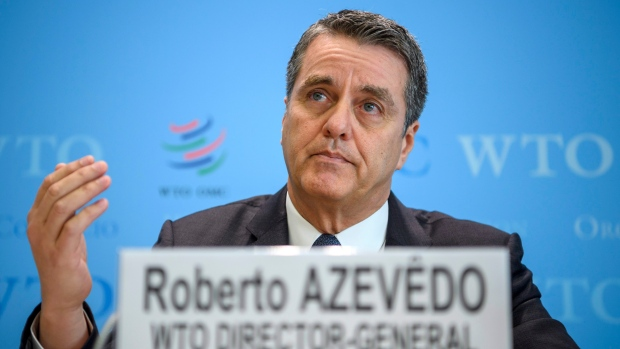 Global trade growth likely to stay strong at 4.4pc: WTO